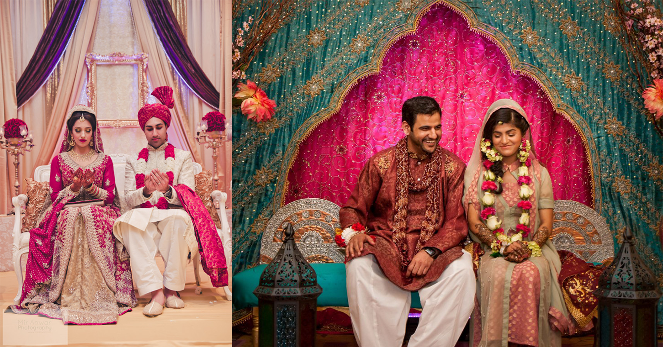Your Guide to Attending a Pakistani Wedding - Mazaa Catering